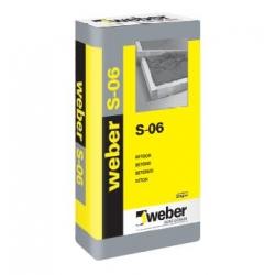 Cementinis mišinys Weber S 06