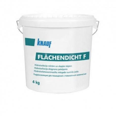 Kaučiukinė vienkomponentė hidroizoliacinė mastika Knauf Flachenddicht F