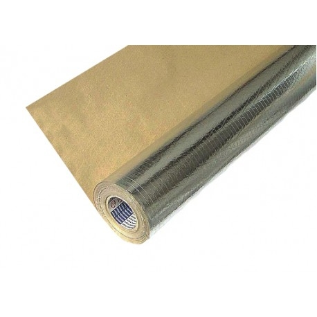 Popierius dengtas aliuminio folija