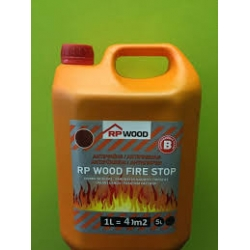 Antipirenas wood fire stop