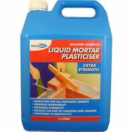 Plastifikatorius cementui Liquid Mortar