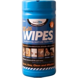 Drėgnos servetėlės MULTI-WIPES